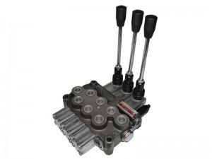 YFM55 Handbediend ventiel