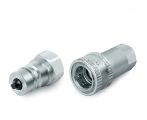 ISO-A snelkoppeling | ISO 7241-1A